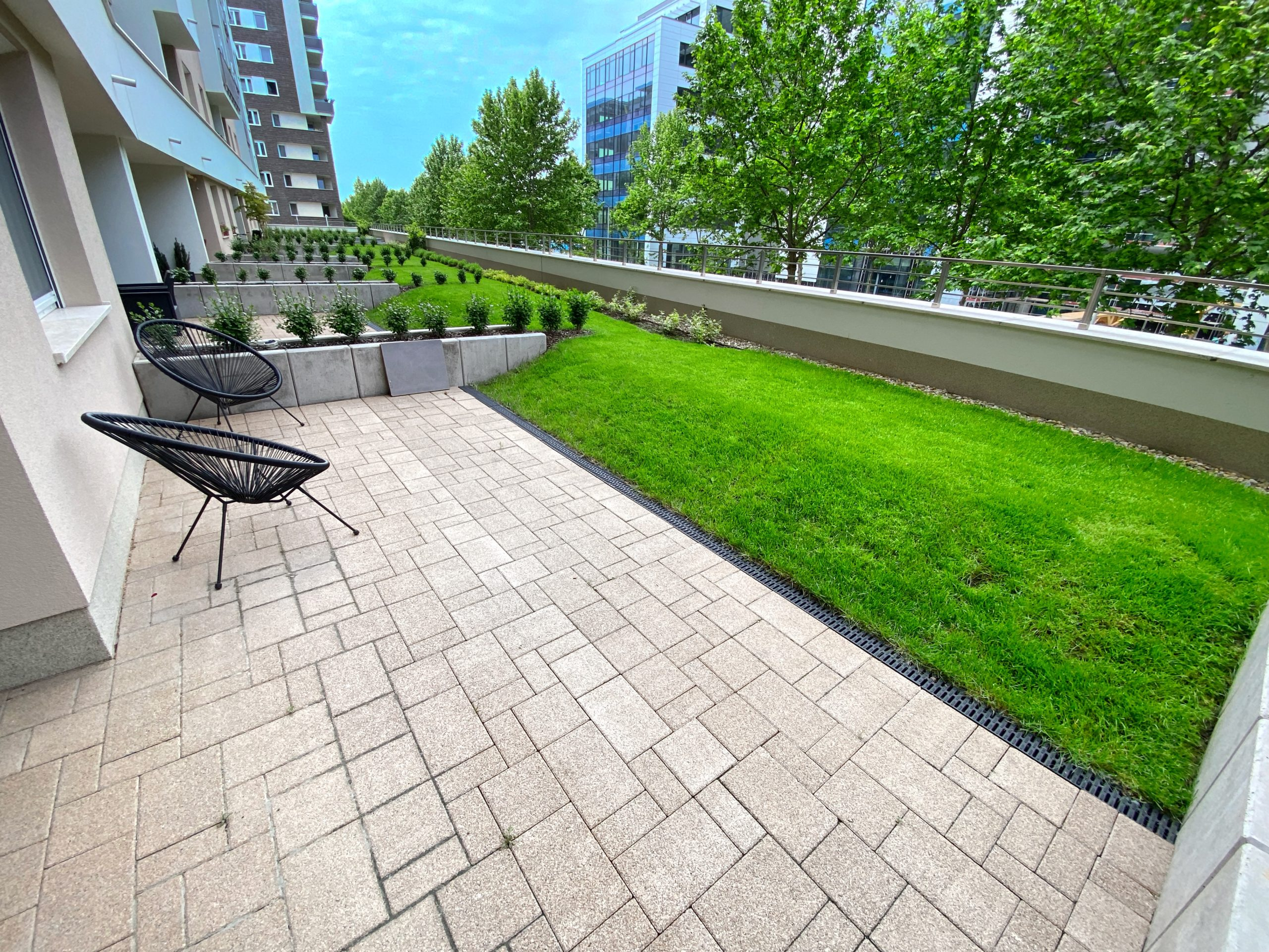11. kerület  Alíz utca – Saját kert